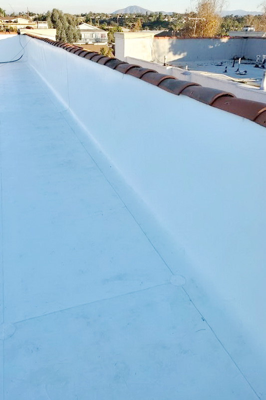 Commercial PVC Roofing In Fresno, CA / Durable Cool Roofs, Inc.