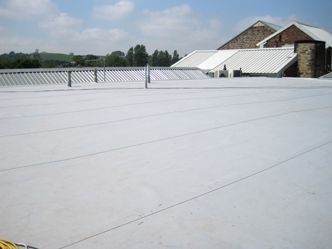 Commercial Single Ply Roofing In Fresno, CA / Durable Cool Roofs, Inc.