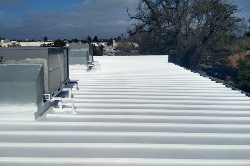 Commercial Standing Seam Metal Roofing In Fresno, CA / Durable Cool Roofs,  Inc.